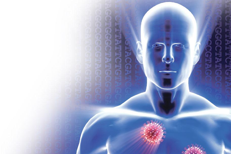 Sund kost forebygger mod Herpes Virus