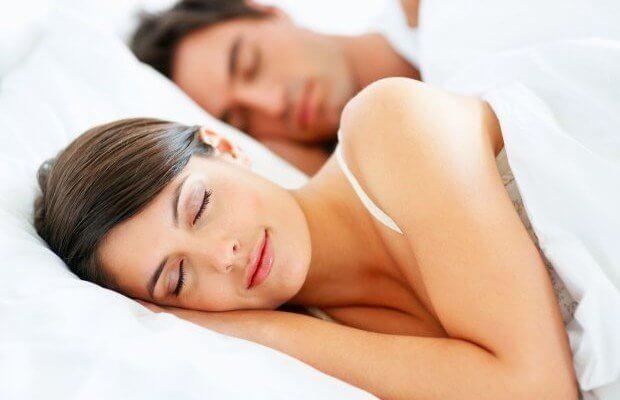 En god nats søvn er vigtig for dit helbred